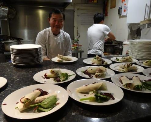 Chef Chanya