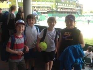 Juniors Wimbledon Trip (1)