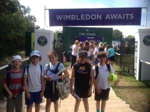 Juniors Wimbledon Trip (2)